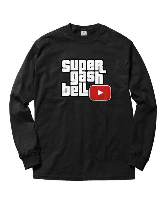 Supergashbell-Felpa-Sweatshirt-tubeshop-italia-youtube